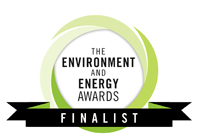 Energy & Environment Awards Finalist