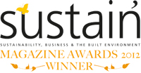 Sustain Award Winner