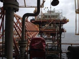 Offshore NORM survey
