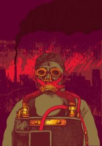 Air pollution mask