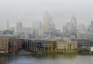 London air pollution smog