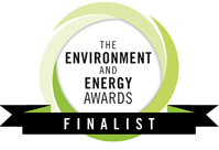 Environment awards logo