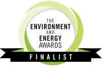 Environment awards logo