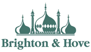 B & Hove council logo