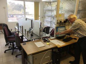 Olfactometer odour assessment